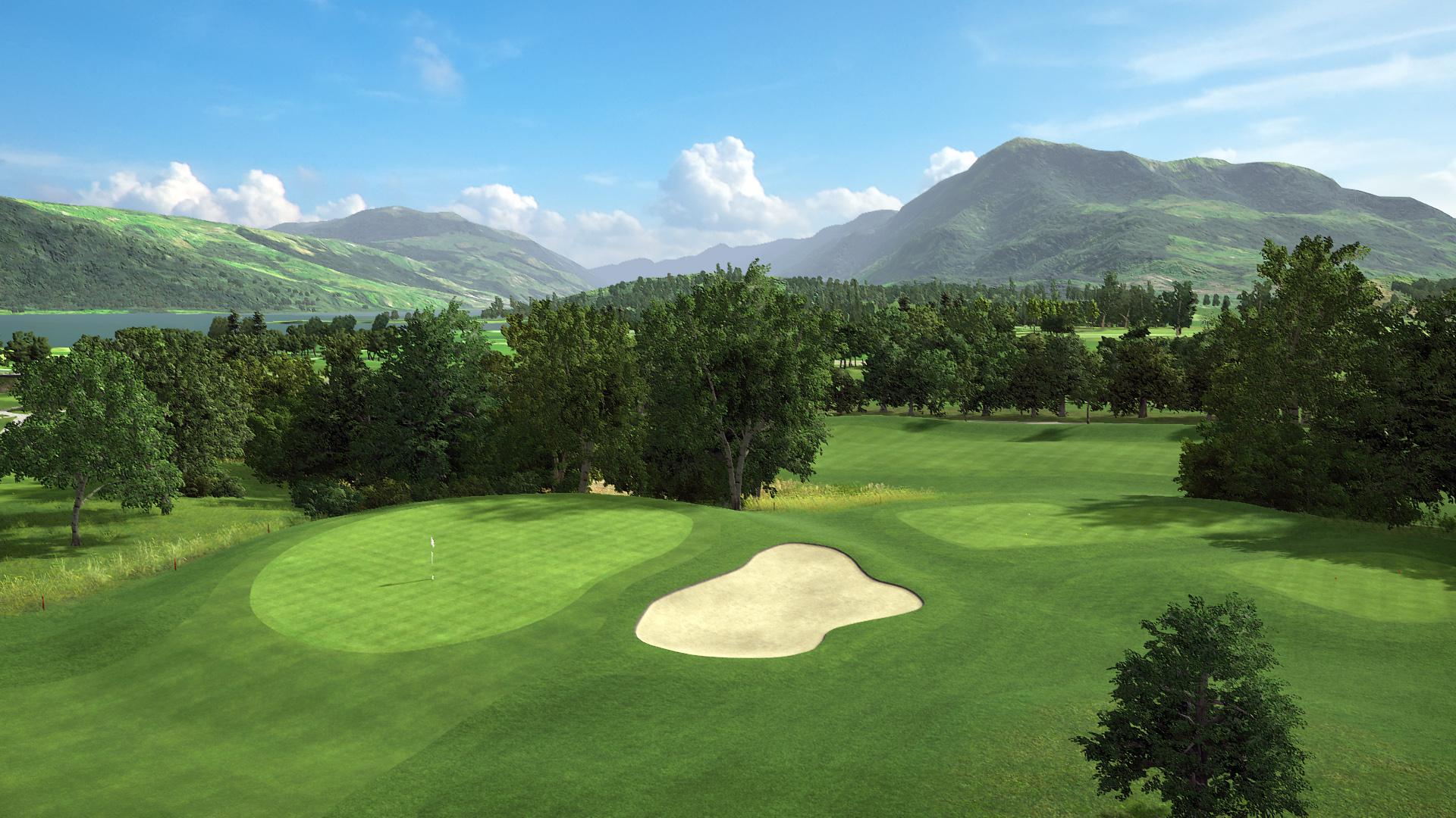 Holzhäusern Golf Park