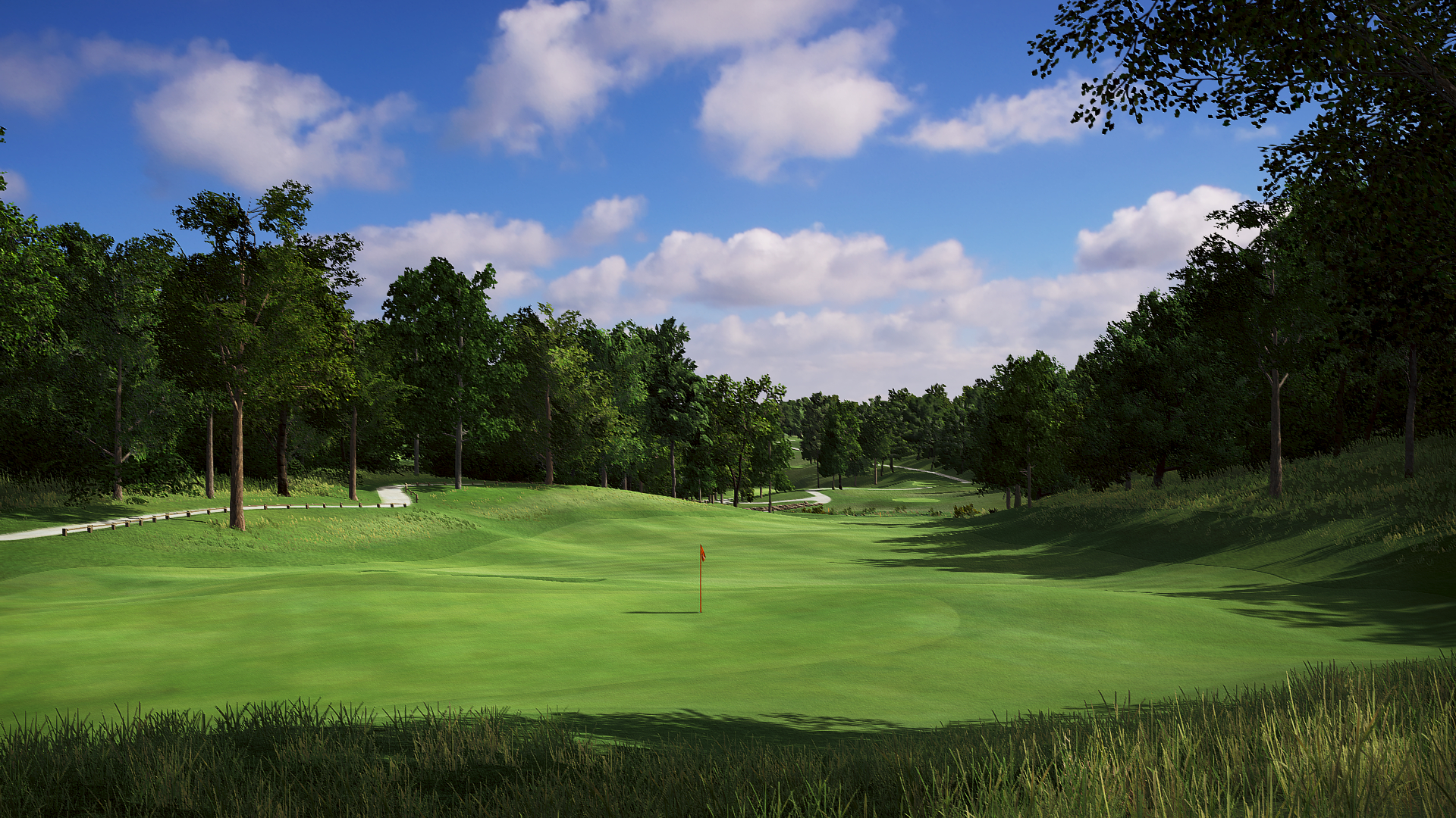 Primland – Highland Course